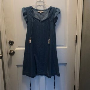 Loft jean dress